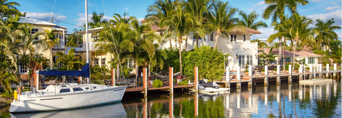 Oceanfront and Intracoastal condos in Fort Lauderdale and Miami