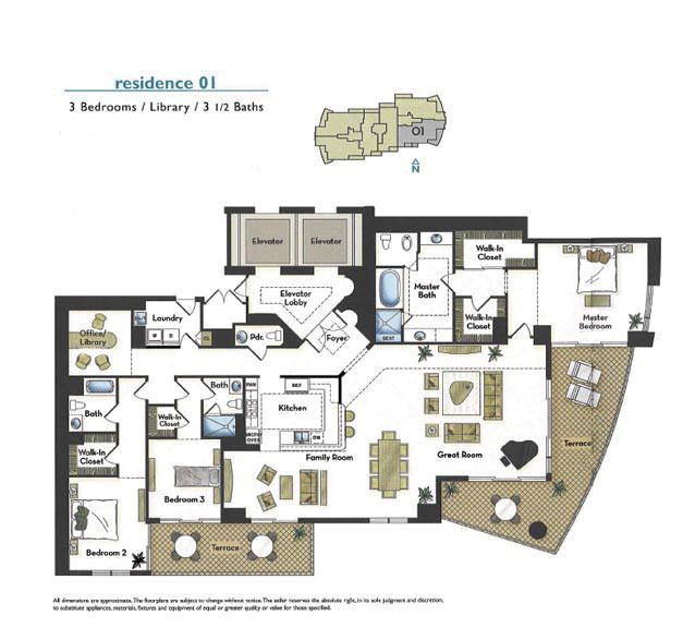 Image 1 of Diplomat Oceanfront Residences - Hollywood, FL