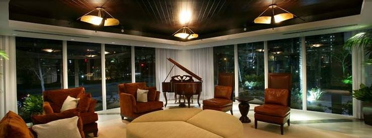 Las Olas River House Piano Lounge