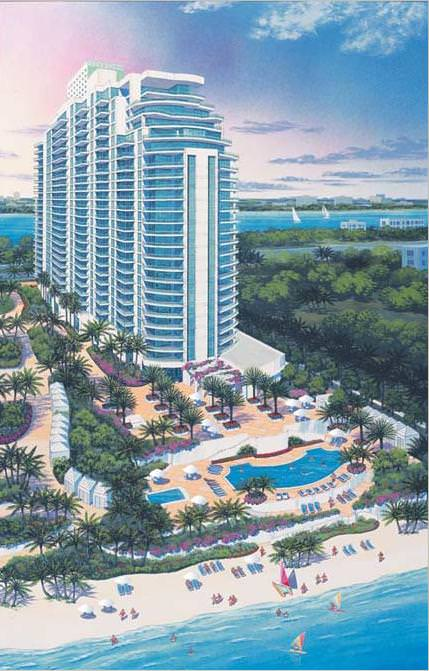 Image 0 of Diplomat Oceanfront Residences - Hollywood, FL