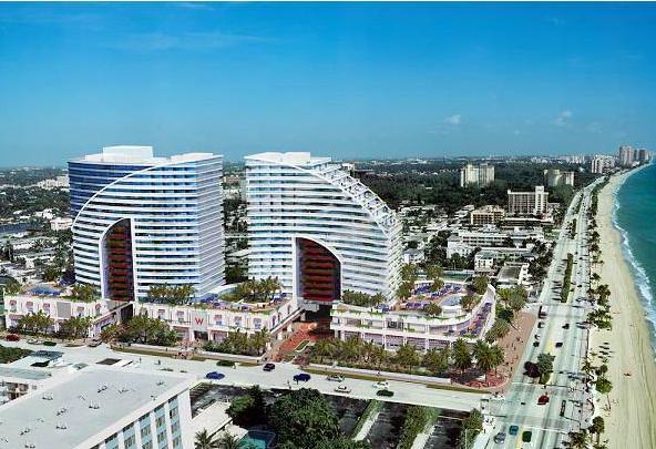 W Hotel Residences Fort Lauderdale Fl