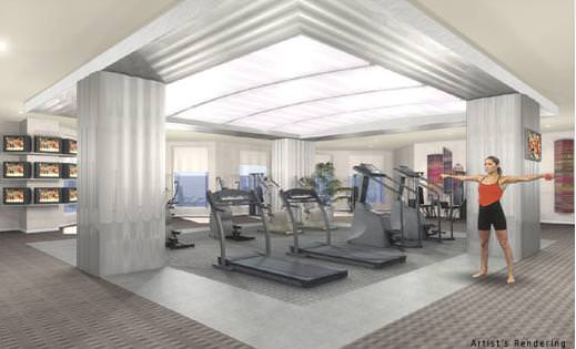 Bella Mare Fitness Center