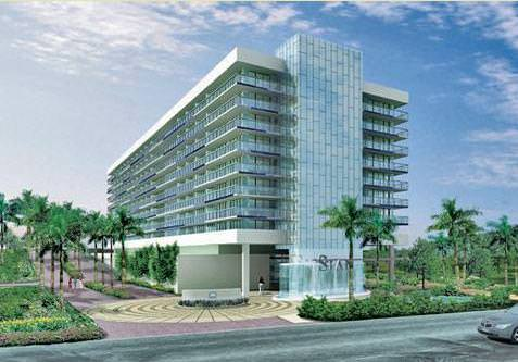 Sian Ocean Residences Resort Residences Exterior